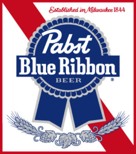 Pabst Blue Ribbon Colors