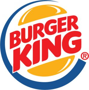 Burger King Brand Colors