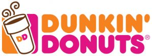 Dunkin' Donuts Brand Colors