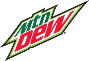 Mountain Dew Brand Colors