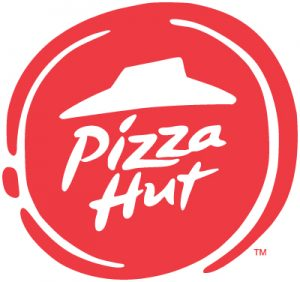 Pizza Hut Brand Colors