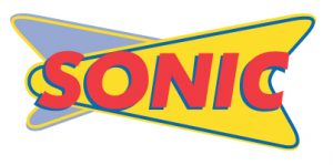 Sonic Drive-In Brand Colors
