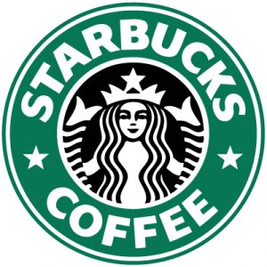 Starbucks Coffee Brand Colors