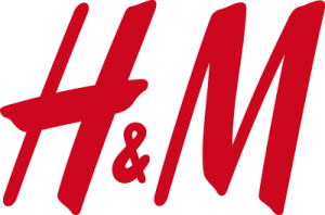 H&M Brand Colors