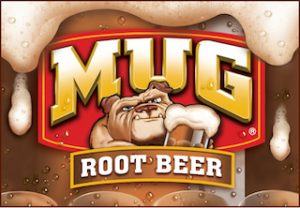 Mug Root Beer Brand Colors
