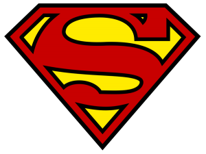 superman logo colors