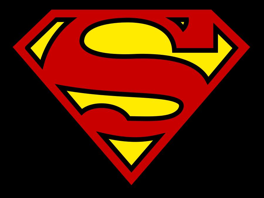 superman logo colors