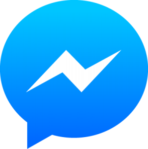Facebook Messenger Brand Colors