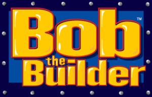 Bob the Builder TV Show Brand Colors