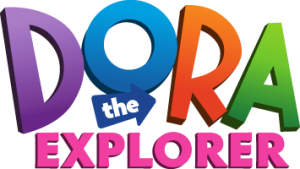 Dora the Explorer TV Show Brand Colors