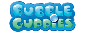 Bubble Guppies TV Show Brand Colors